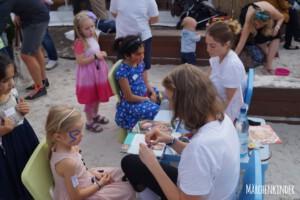 Kinderbetreuung auf einer Firmenveranstaltung in Hamburg DSC00961